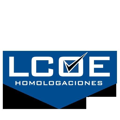 Logotipo LCOE homologaciones