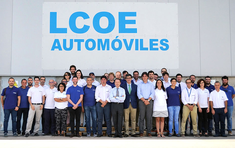 LCOE personal automoviles